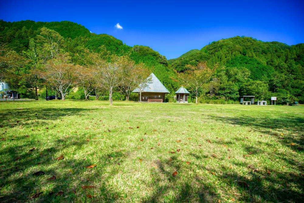 阿武川温泉公園 全景1