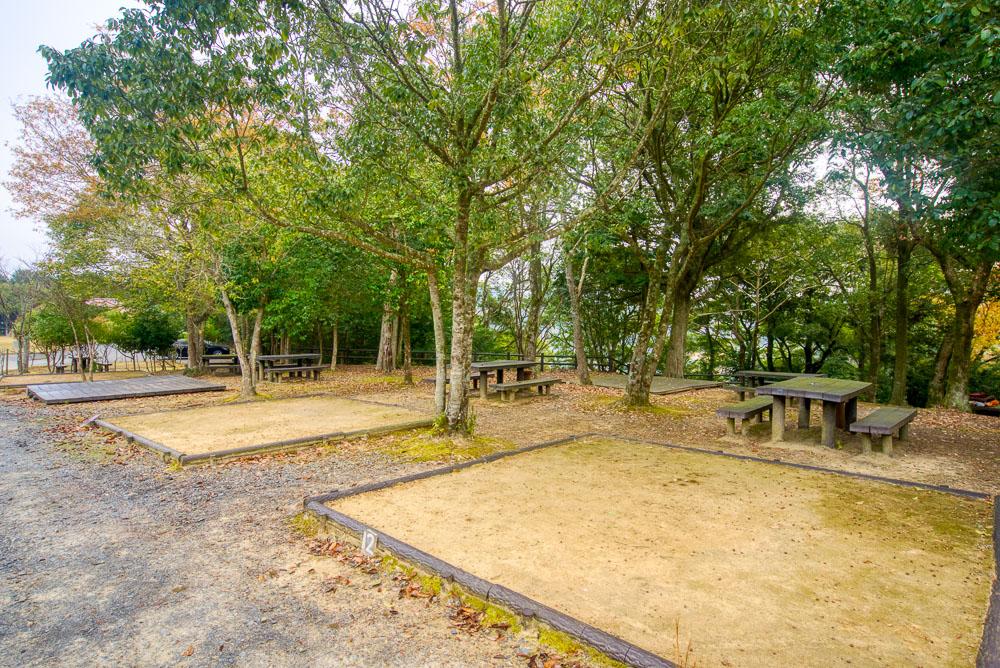 豊田湖畔公園 一般サイト