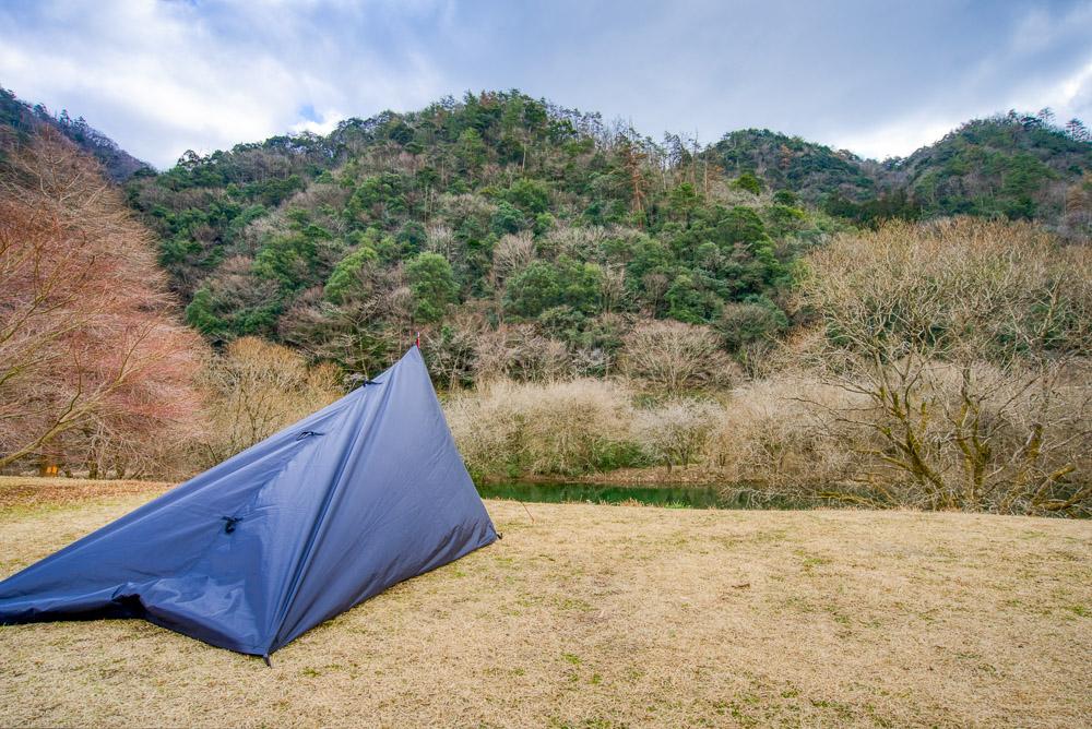ふれあいパーク大原湖 一般キャンプサイト