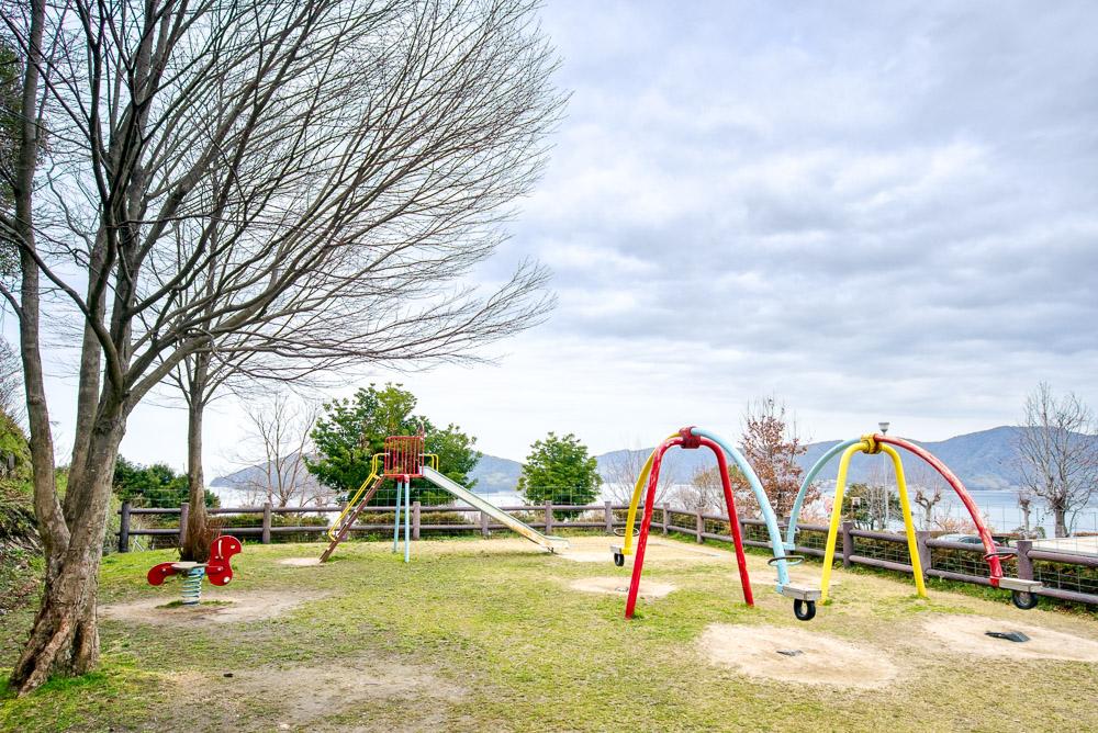 笠戸島家族旅行村 幼児広場