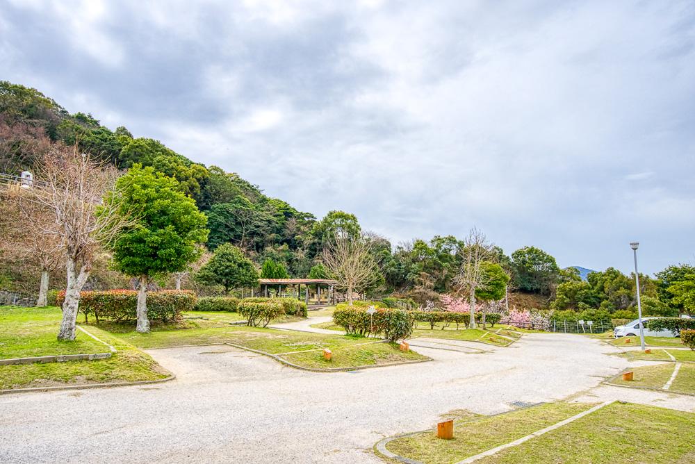 笠戸島家族旅行村 オートサイト