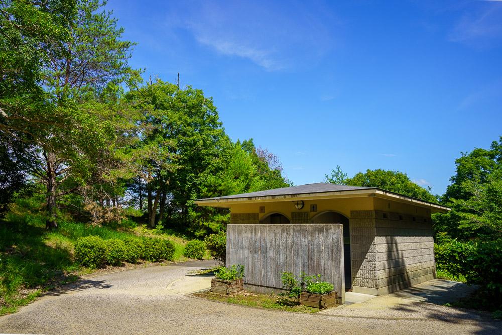 江汐公園 既設トイレ