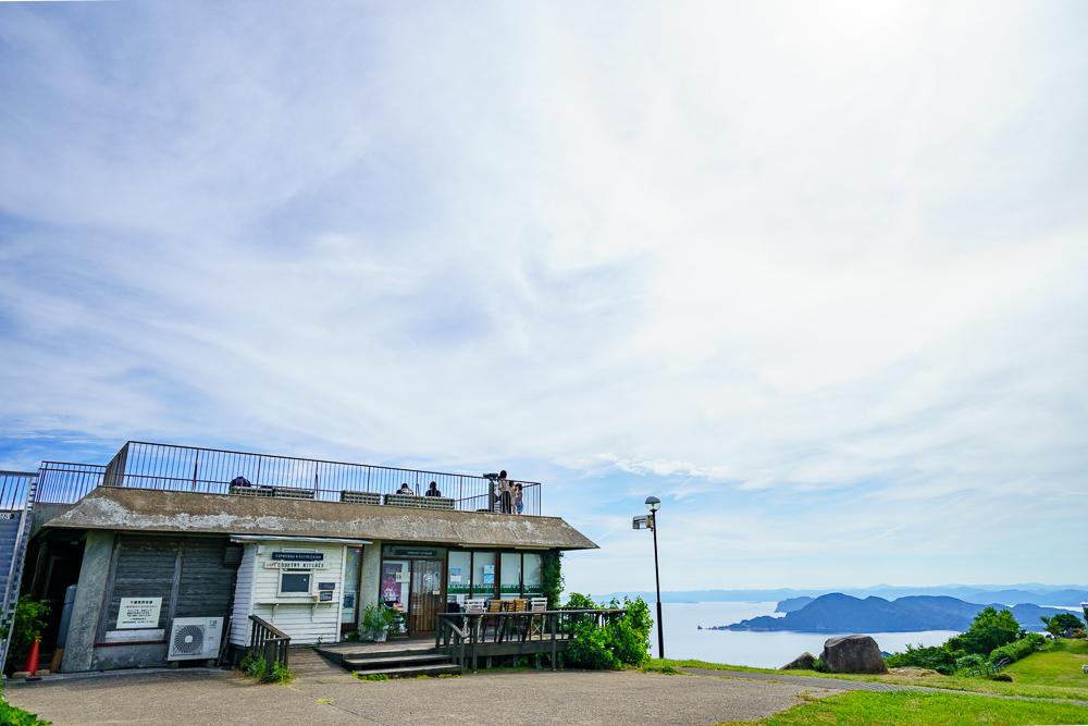 千畳敷高原キャンプ場 カントリーキッチン